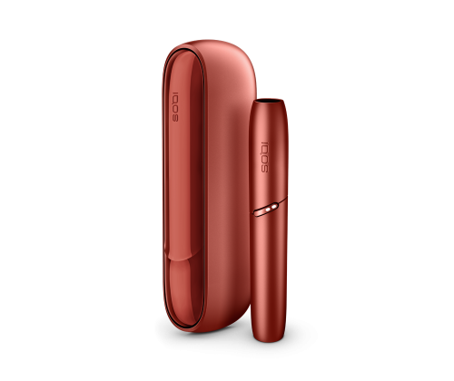 IQOS™ 3 DUO Tobacco Heating System (COPPER) Limited Edition SPECIAL PRICE